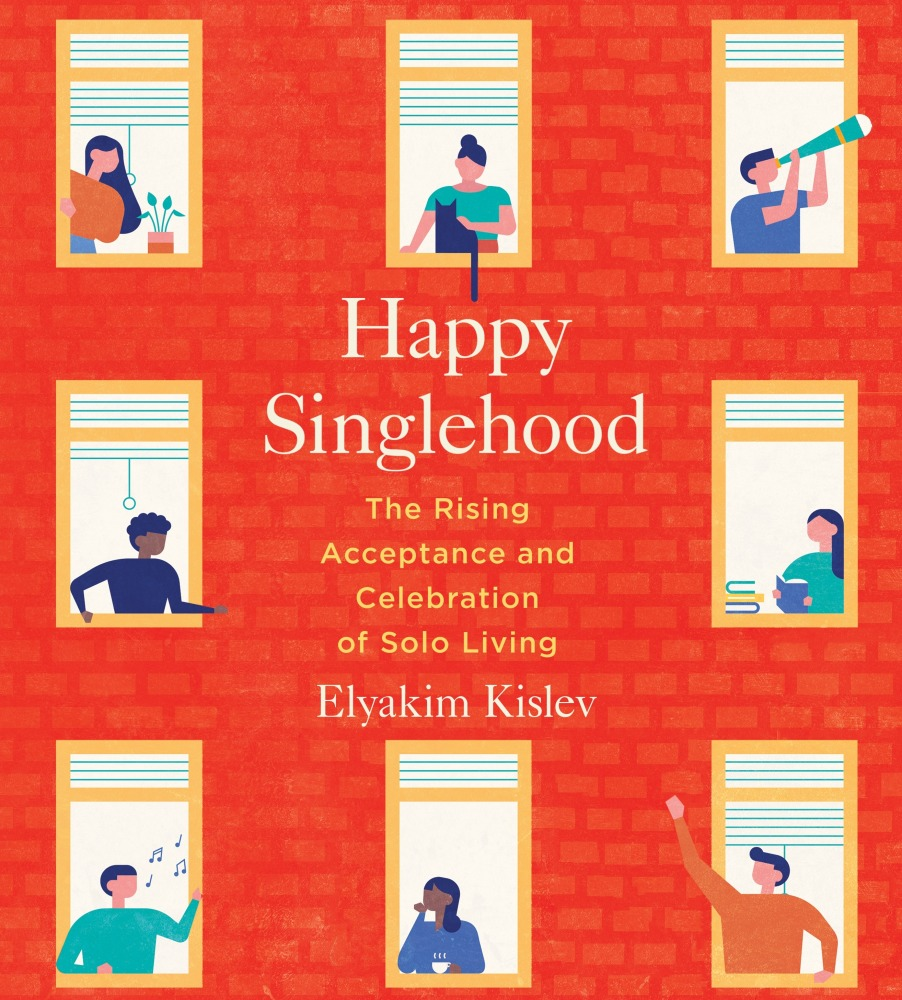 Happy Singlehood book